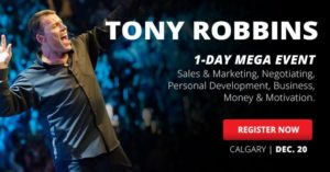 Tony Robbins and Friends – Live in Calgary! @ Calgary Stampede | Calgary | Alberta | Canada