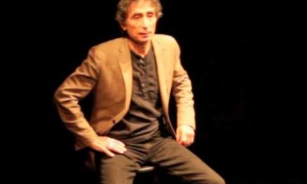 Gabor Mate Answers Questions About Ayahuasca