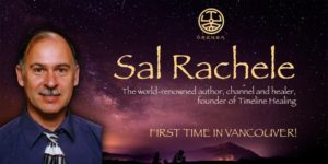 Sal Rachele- Clairvoyant and Healer - Live in Vancouver @ YWCA Hotel Vancouver | Vancouver | British Columbia | Canada