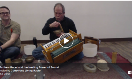 Cosmic Throat Singer Matthew Kocel & the Healing Power of Sound