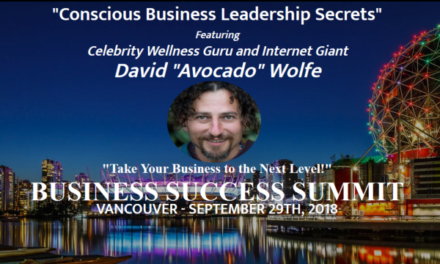 "David ""Avocado"" Wolfe Talks About Wellness, Health, Wealth and the Art of Fulfillment"