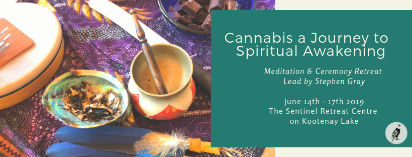 Cannabis: A Journey to Spiritual Awakening w Stephen Gray