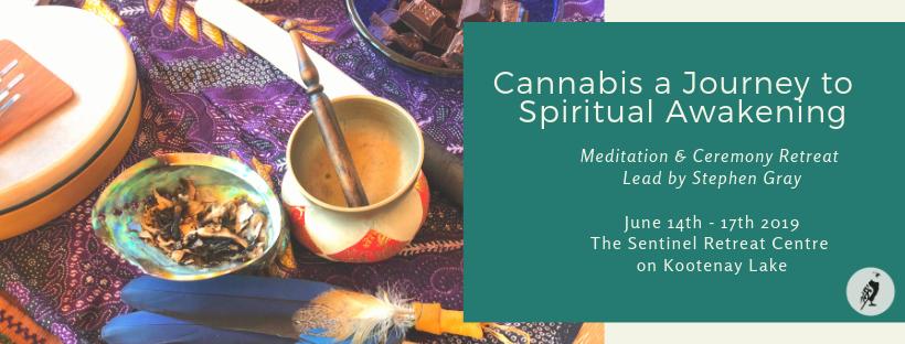 Cannabis: A Journey to Spiritual Awakening w Stephen Gray