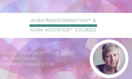 Aura Transformation with Sarah Jennings