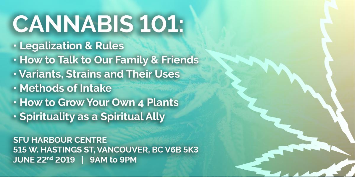 Meet Dennis McKenna -KeyNote Speaker at Cannabis 101, Saturday June 22nd