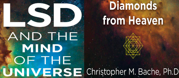 Diamonds from Heaven: A Deep Dive Into LSD and the Mind of the Universe – with Chris Bache