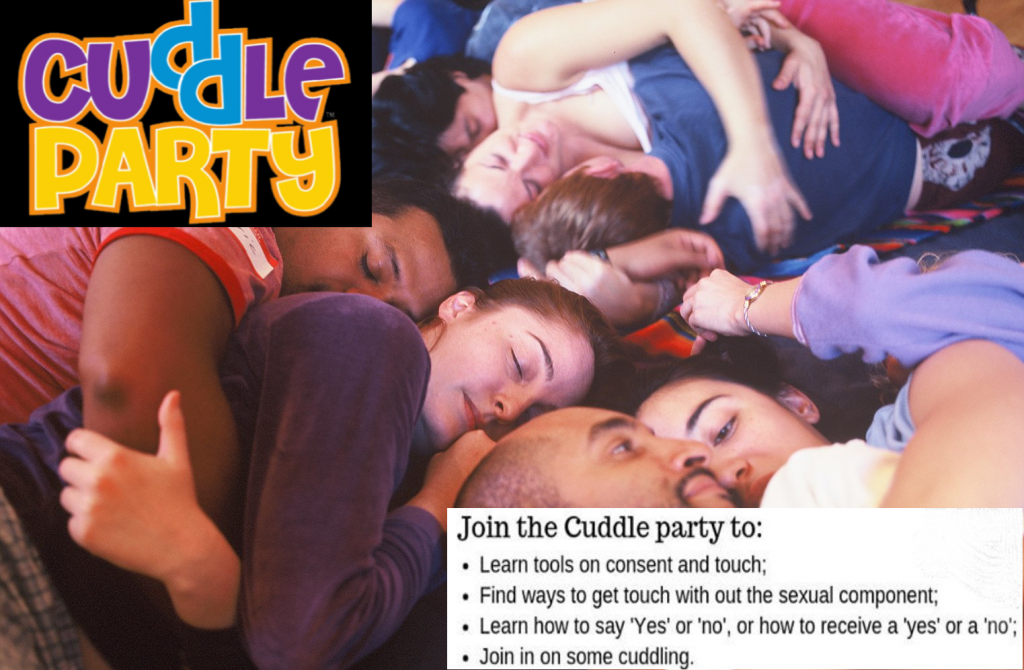 Conscious Cuddle Party