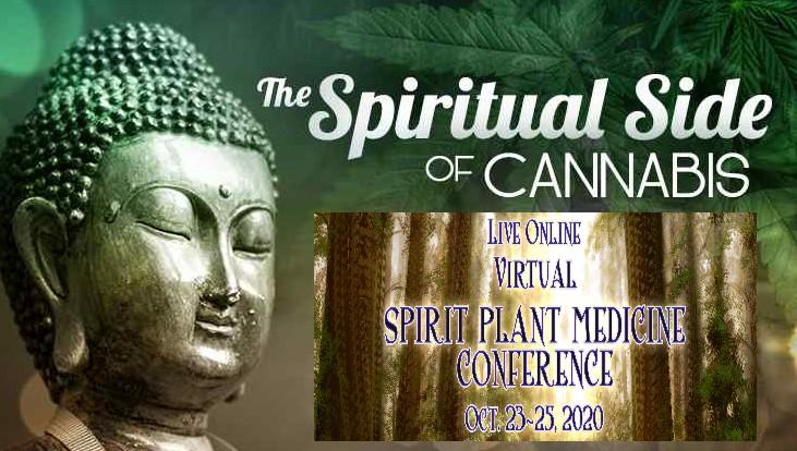 VSPMC 2020 Cannabis Ceremony ftr Theda Phoenix and John Sheldon