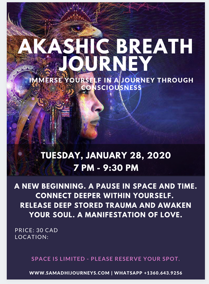 Akashic Breath Journey