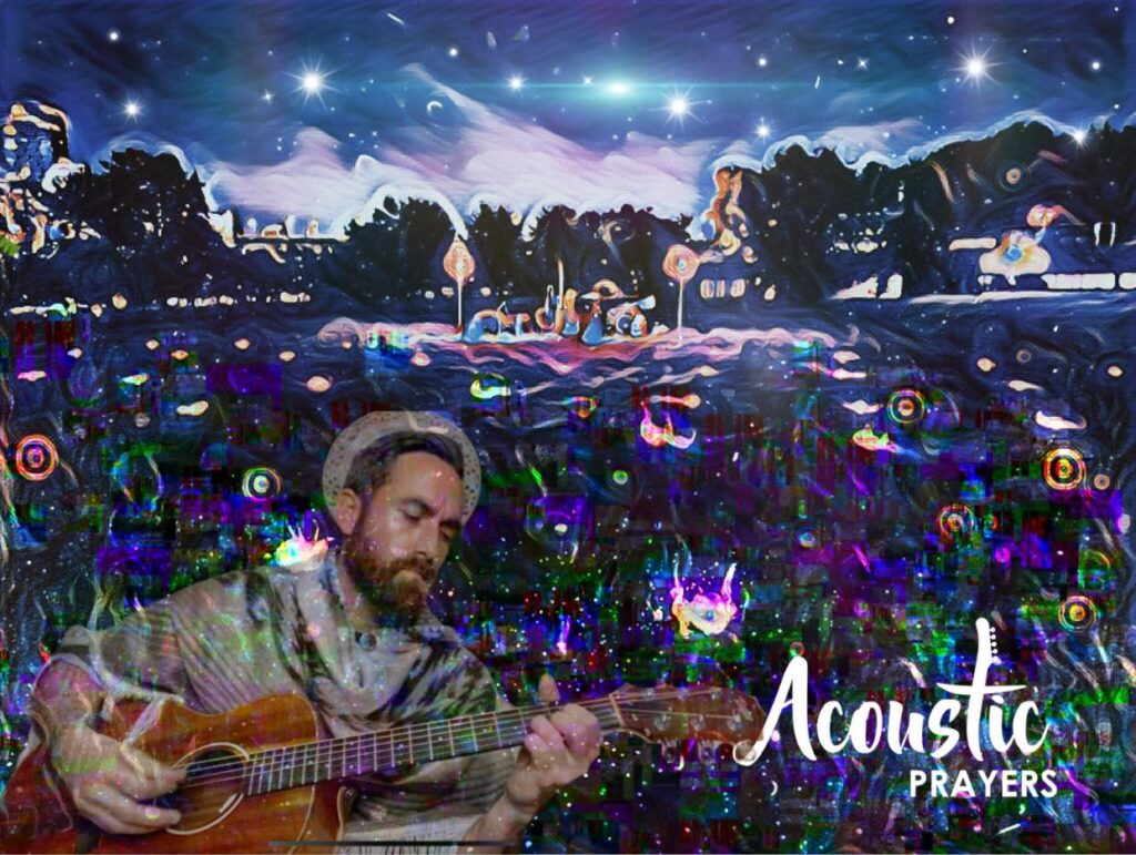 Saturday November 14: ON-LINE Acoustic Prayers Cannabis Friendly Ceremony