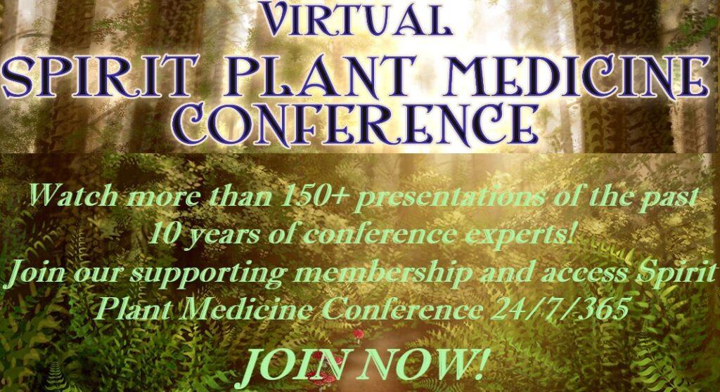 Spirit Plant Medicine 24/7/365