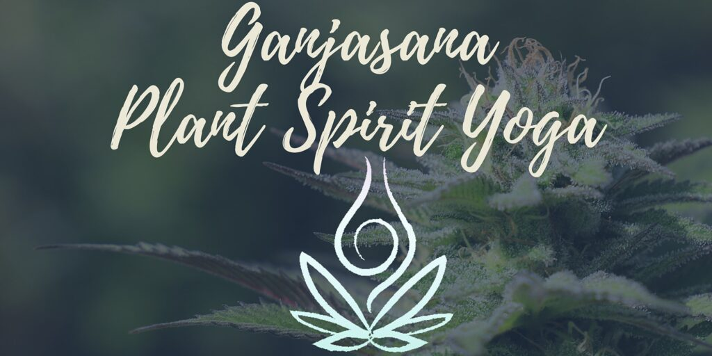 Wednesday January 27 Wolf Moon Ganjasana: Cannabis Yoga Ceremony